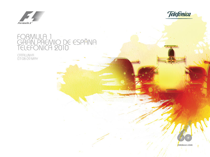 Fórmula 1 Wallpaper