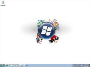 Start Windows 7 Theme