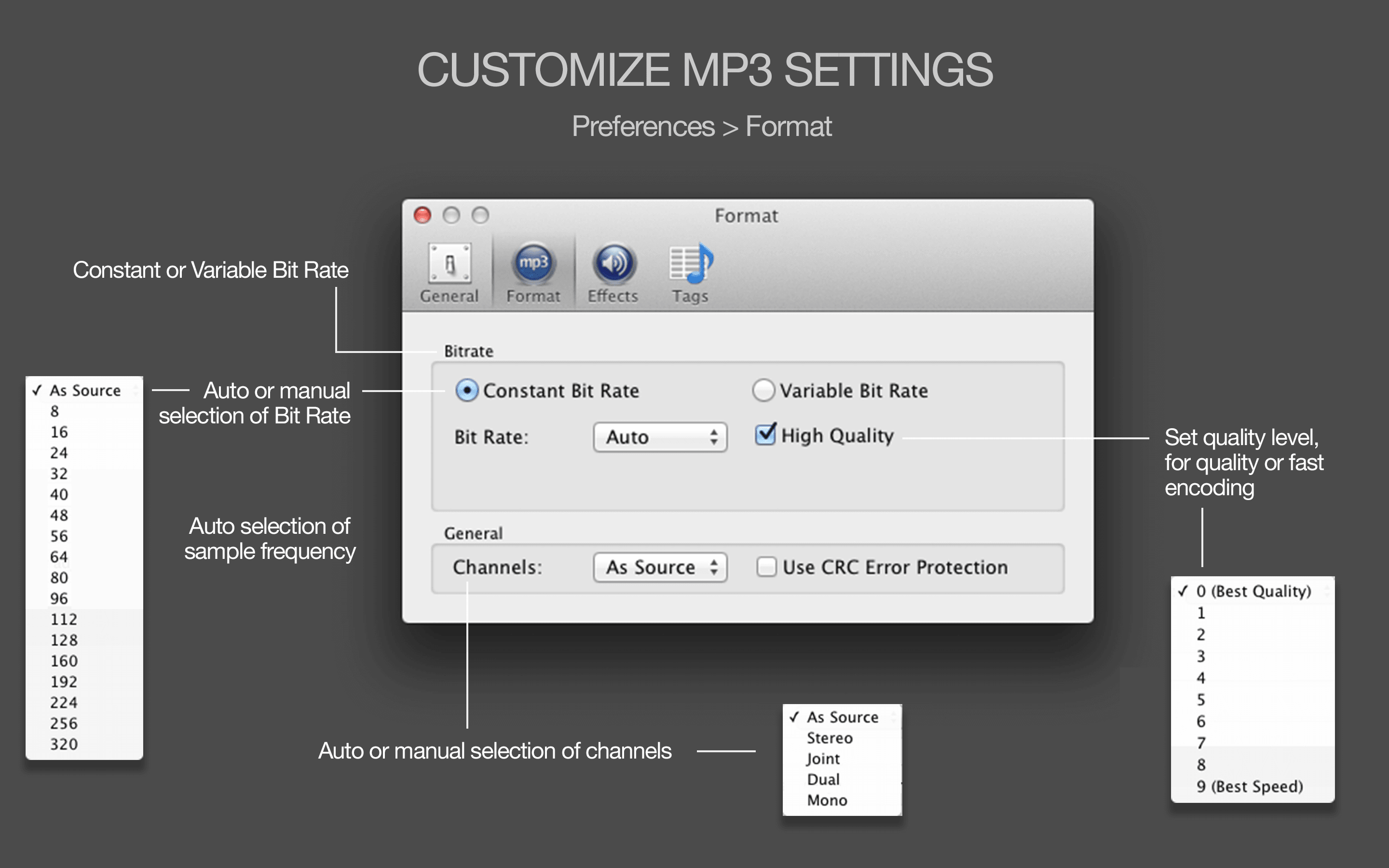 To MP3 Converter Free for Mac