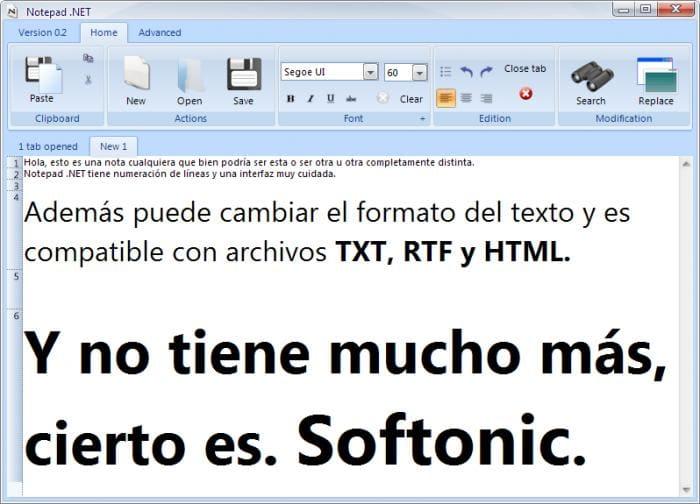 Notepad .NET