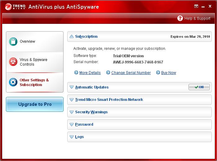 Trend Micro Titanium Antivirus+