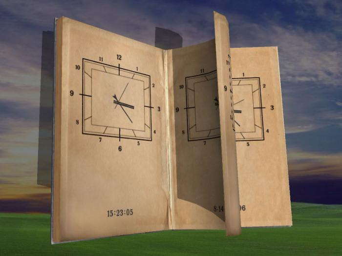 Magic Book 3D Screensaver