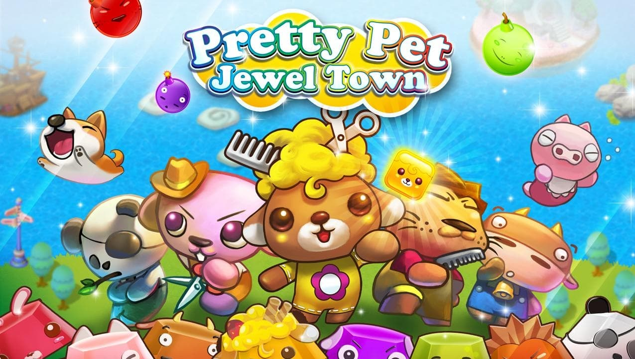 Pretty Pet Jewel Town