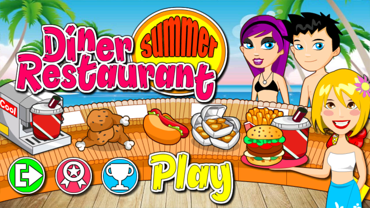 Diner Restaurant Summer