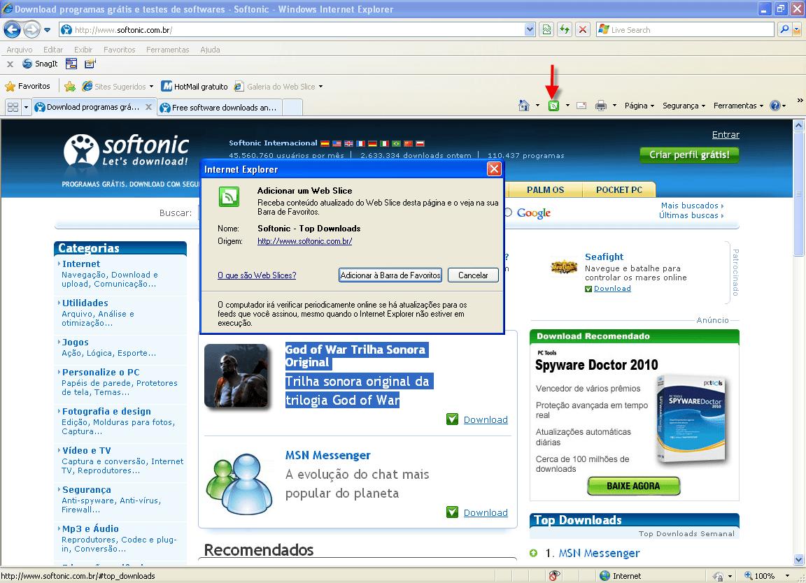 Explorer 11 download for vista for Window explorer