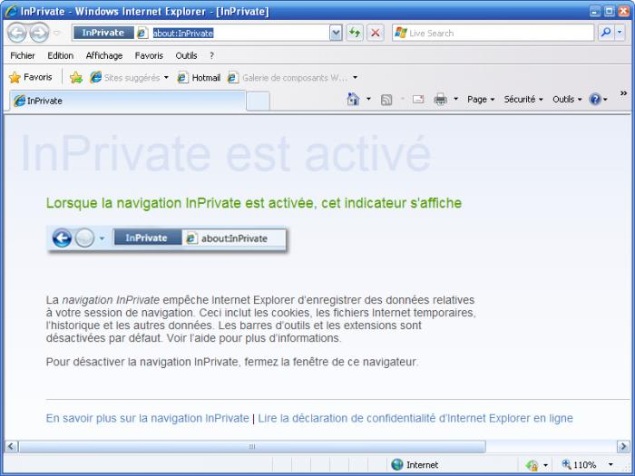Internet Explorer 7 - Telecharger gratuit