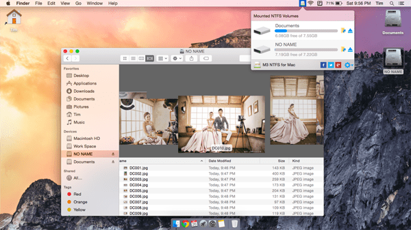 M3 NTFS for Mac