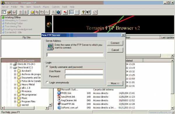 Terrapin FTP