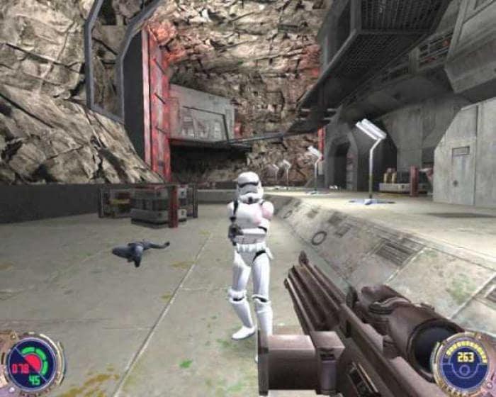 Jedi Knight 2: Jedi Outcast demo