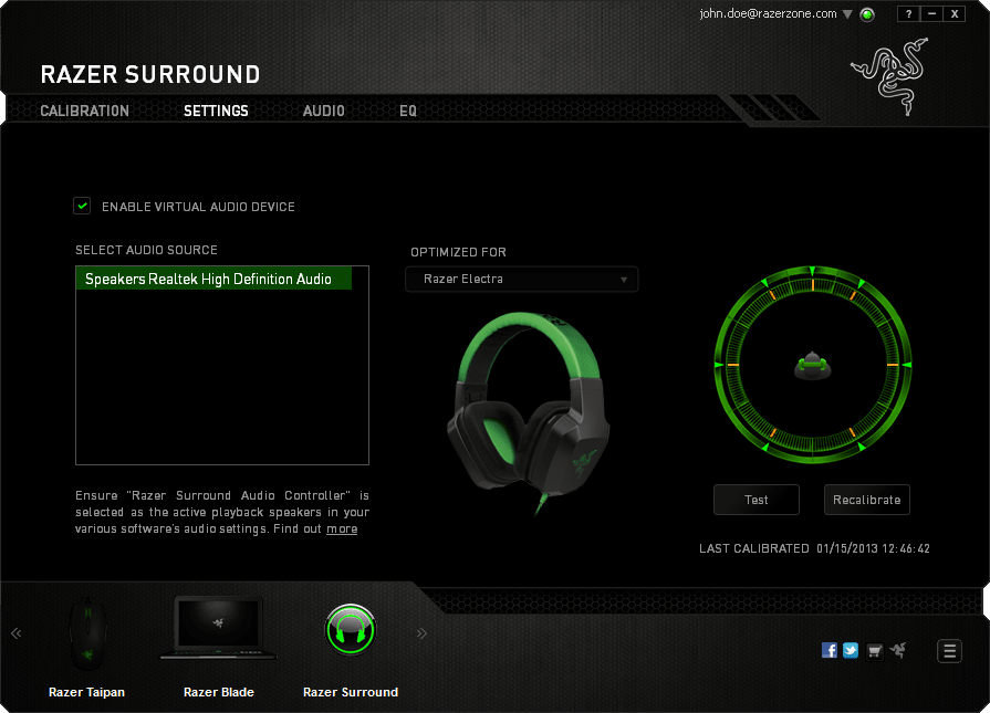 Razer Surround