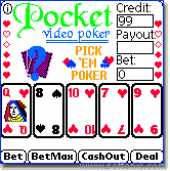 Pocket Video Poker