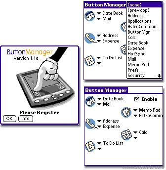 Button Manager