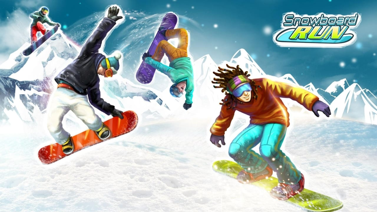 Snowboard Run
