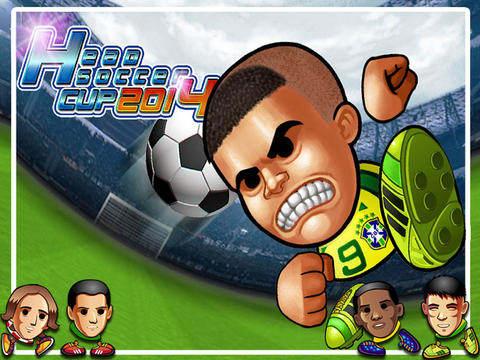 Head Soccer Cup 2014
