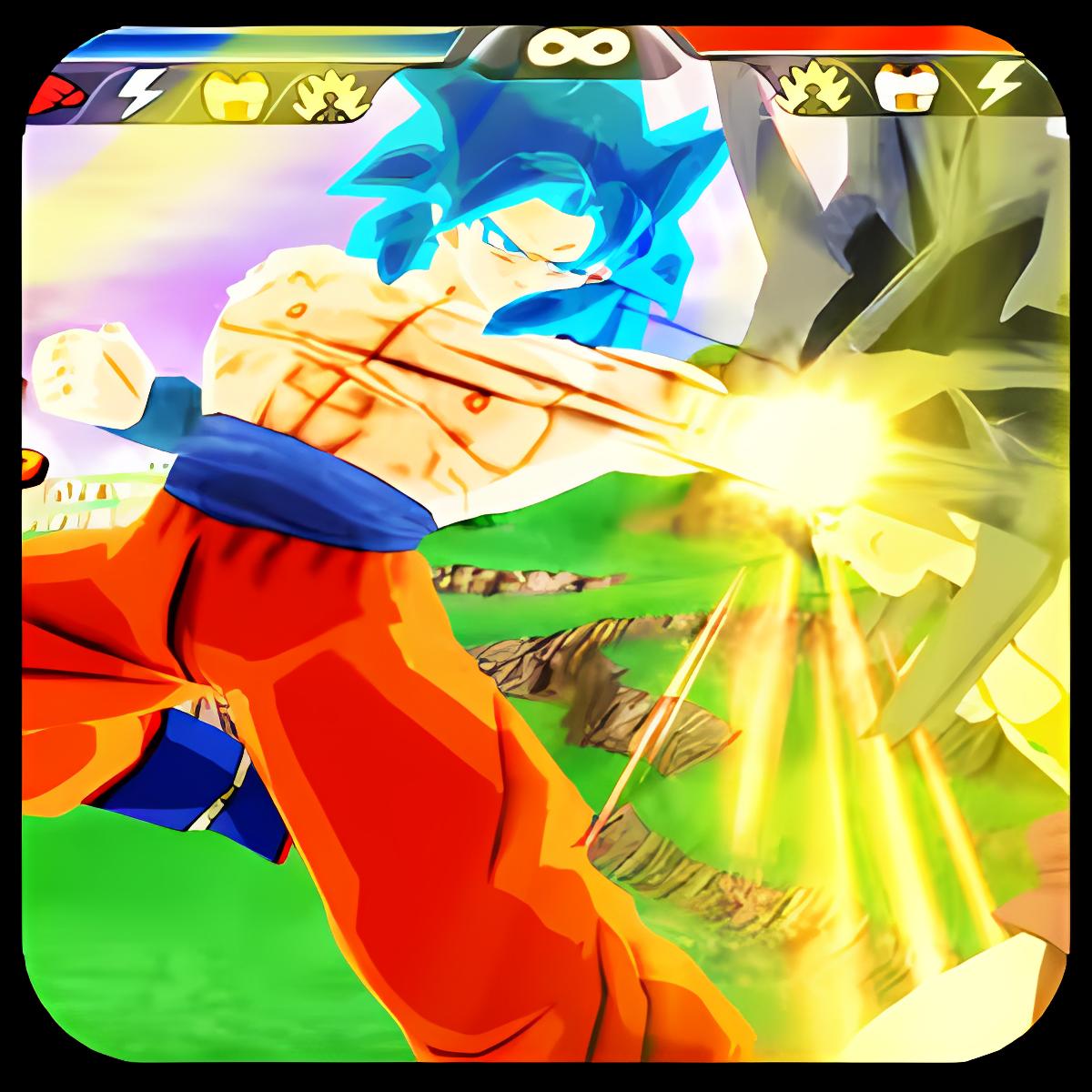 Goku Super Saiyan Fusion