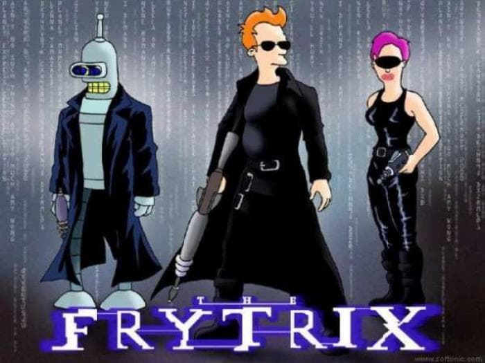 The Frytrix Wallpaper