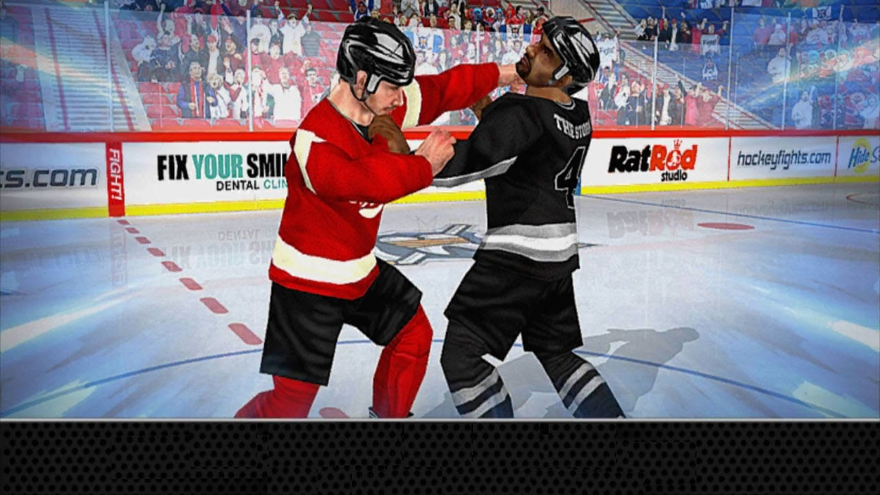Hockey Fight Lite