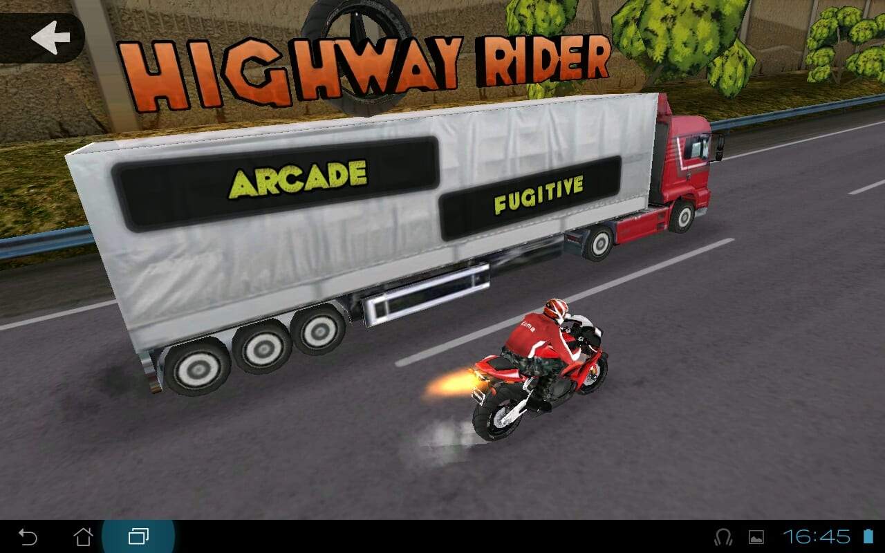 Highway Rider for Android - Download APK free online