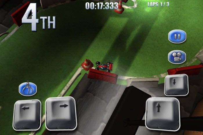 Model Auto Racing