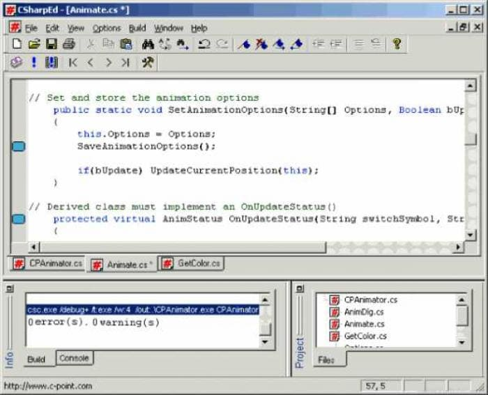 Antechinus C# Editor