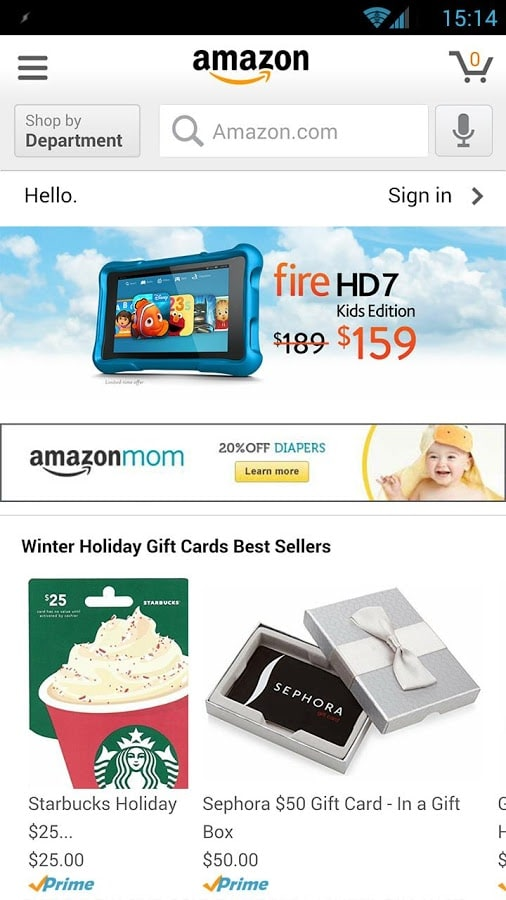 Amazon Shopping for Android - Download