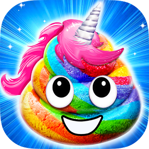 Unicorn Poop  Sweet Trendy Desserts Food Maker
