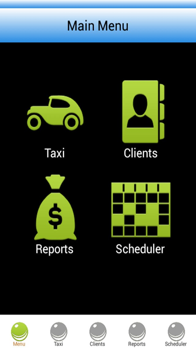 Taxi Scheduling Software