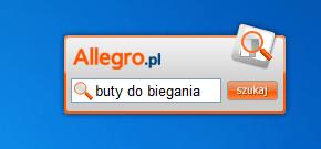 Wyszukiwarka Allegro