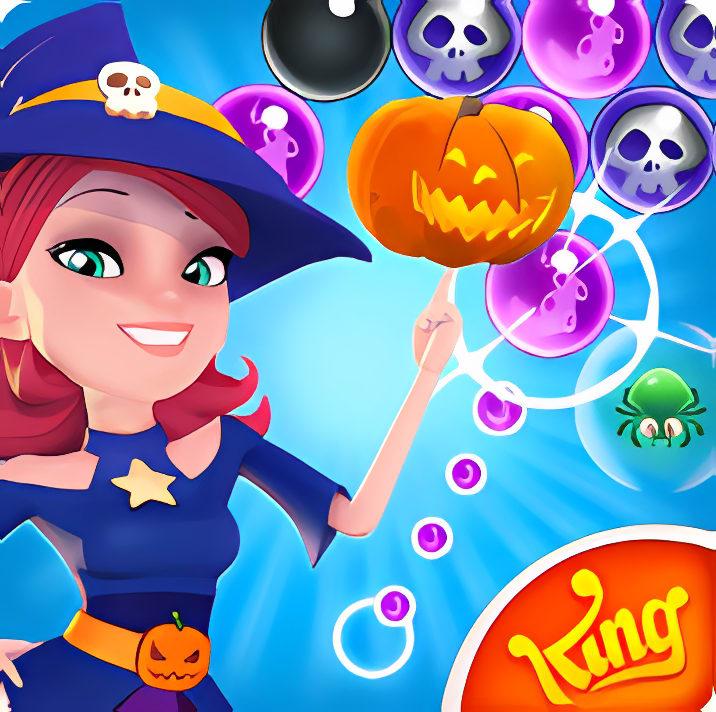 Bubble Witch 2 Saga Online
