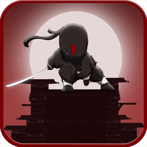 Black Ninja 3D Live Wallpaper 1