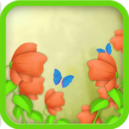 Blooming Flower Live Wallpaper