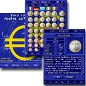 Euro coins pocket collector