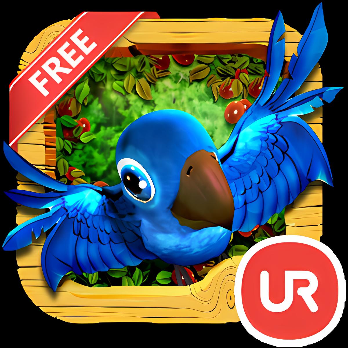 UR 3D Aves de la Jungla HD 7.48.2.1
