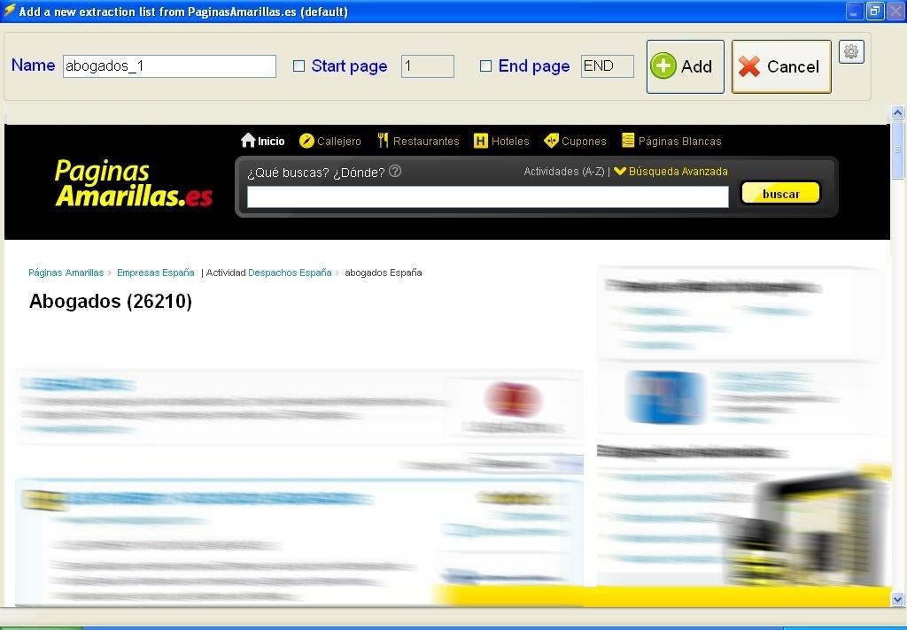 Yello for Spain - PaginasAmarillas.es