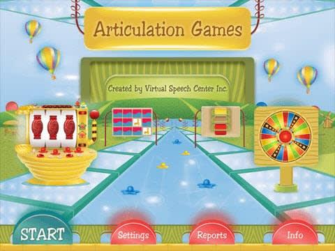 Articulation Games