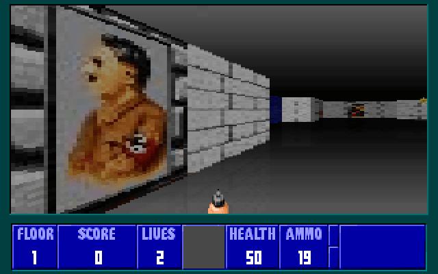 Wolfenflash 3D (Wolfenstein online)