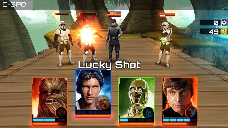 Star Wars: Assault Team pour Windows 10