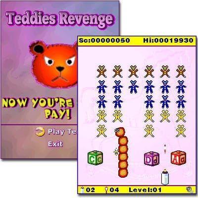 Teddies Revenge