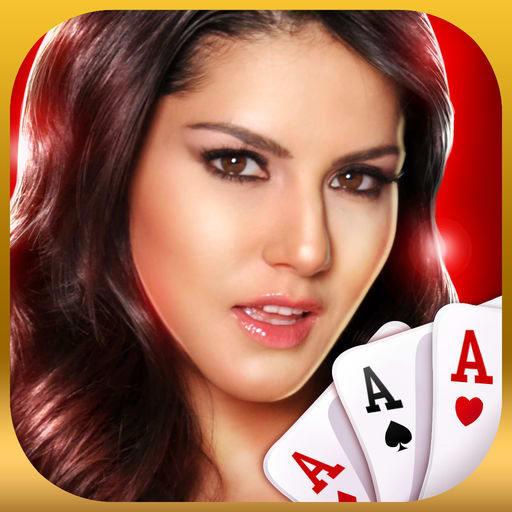 Sunny Leone 3 Patti Poker