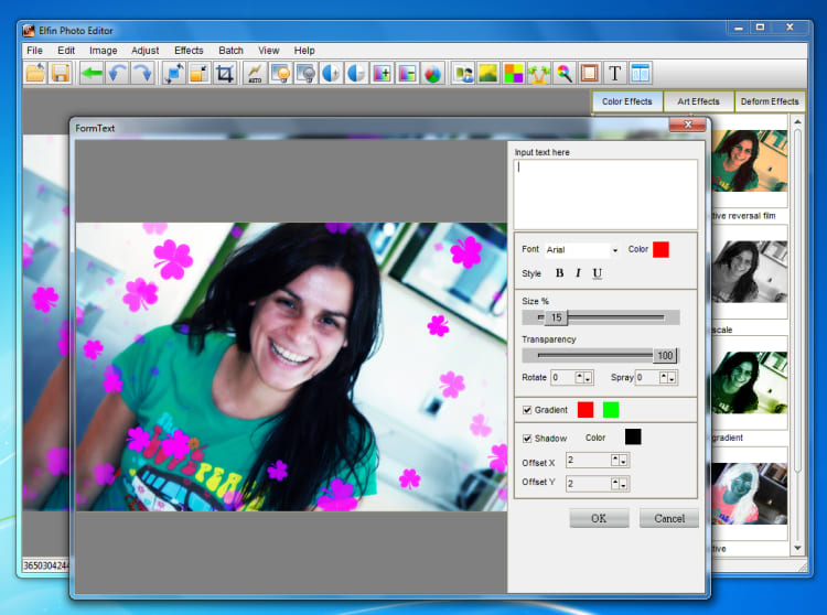 Elfin Photo Editor