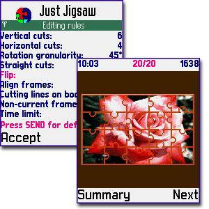 Just Jigsaw S60