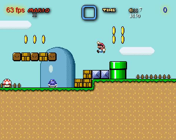 Super Mario World Online