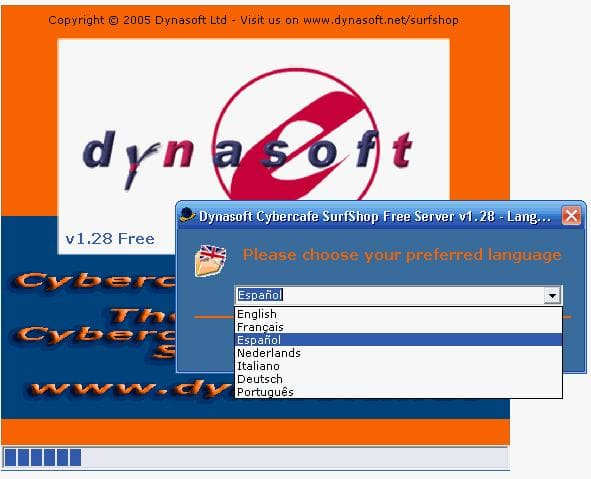 Dynasoft Cybercafe SurfShop