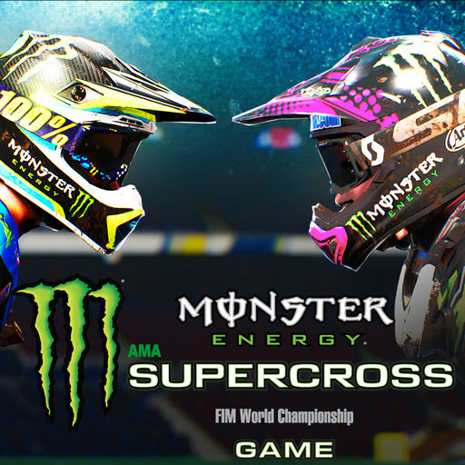 Monster Energy Supercross Game 1.4.0