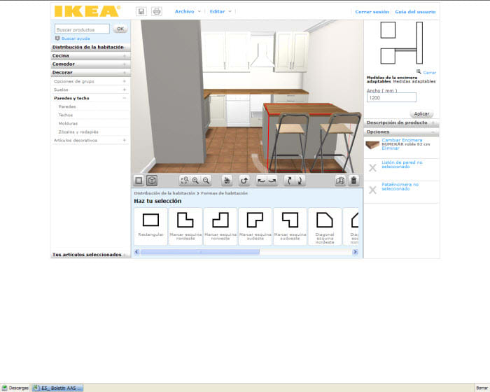 Ikea home planner online for Ikea home planner online