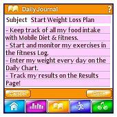 Mobile Diet & Fitness