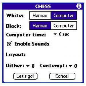 IBE Chess
