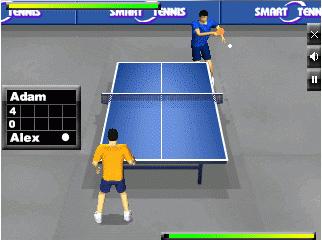 Smart Tennis