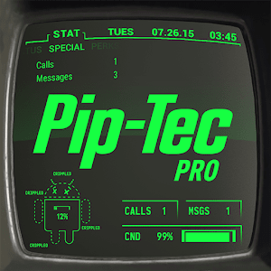 PipTec Green Icons Live Wall Pro Version 2.8.8