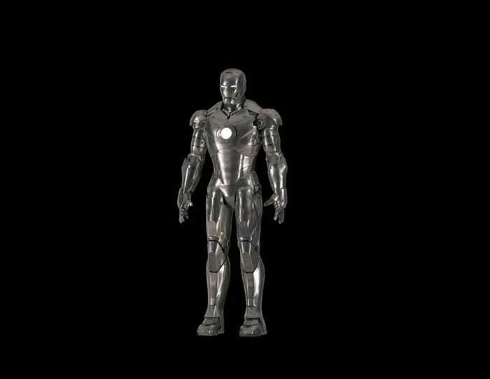 Iron Man Screensaver